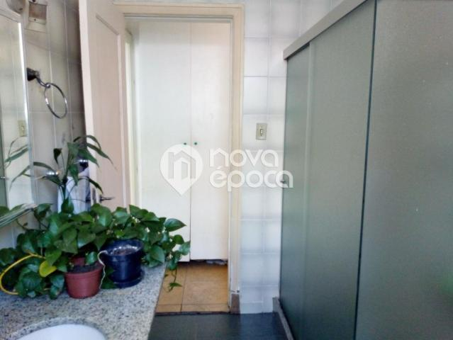 Apartamento à venda com 2 dormitórios em Cosme velho, Rio de janeiro cod:FL2AP30189 - Foto 14