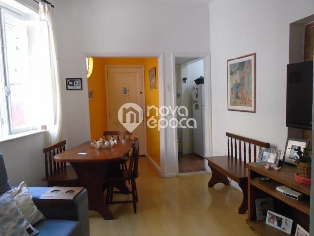 Apartamento à venda com 2 dormitórios em Cosme velho, Rio de janeiro cod:FL2AP35758 - Foto 3