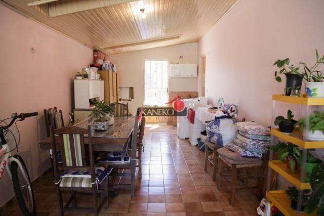 8287   casa à venda com 3 quartos em conradinho, guarapuava - Foto 4