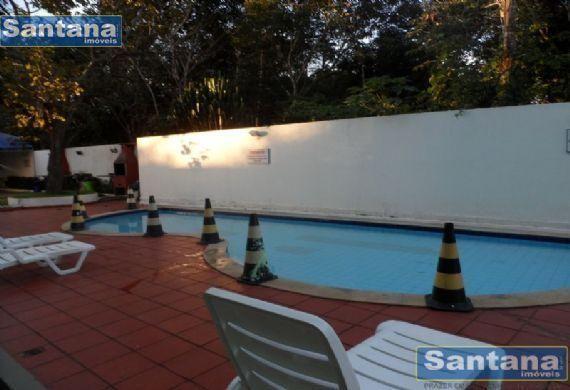 Apartamento à venda com 1 dormitórios em Belvedere, Caldas novas cod:1030 - Foto 14