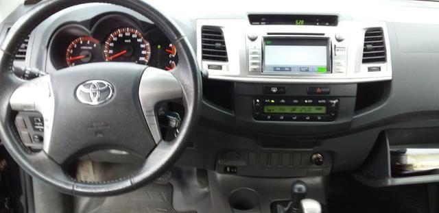 Hilux srv 4x4 tdi diesel cd automatico - Foto 10