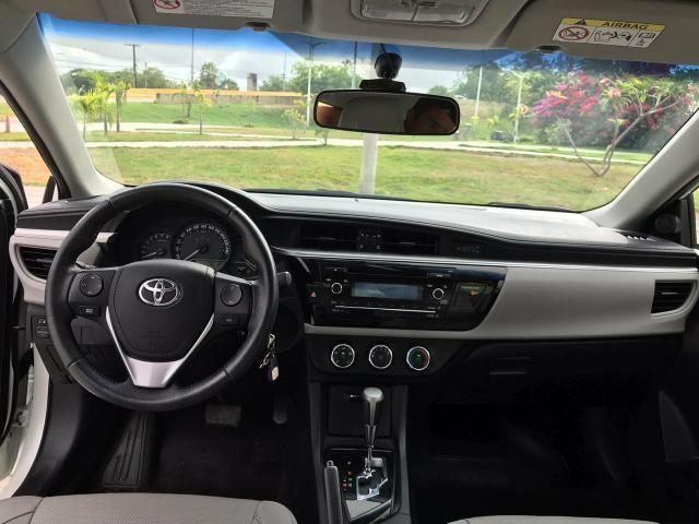 Corolla gli 2016 automático - Foto 7