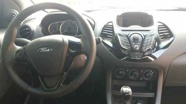 Ka sedan 1.5 completasso ou troco carro aberto - Foto 6