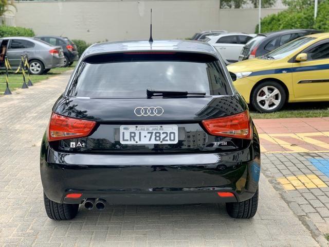 Audi A1 Turbo TFSI automático 4 portas com IPVA 2020 ok - Foto 6