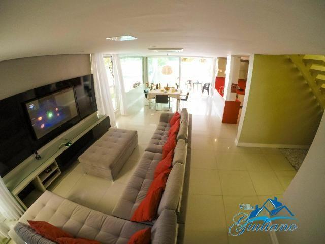 Super luxo 5 quartos- Hibiscus Ipioca Maceio - Foto 17