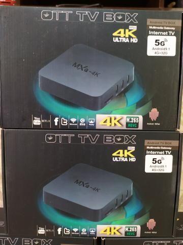 Tv Box 4 GB Ram 5G Android 9.1