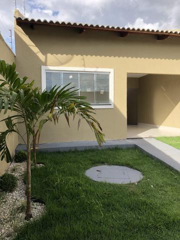 Casa 3 quartos nova a venda em Aparecida Veiga jardim top
