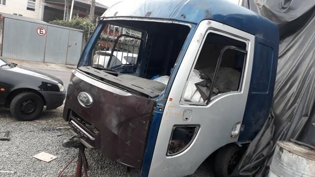 Cabine ford cargo dupla - Foto 3