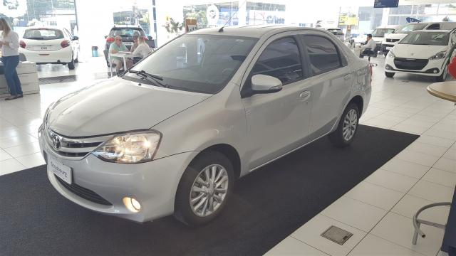 ETIOS 2015/2016 1.5 XLS SEDAN 16V FLEX 4P MANUAL - Foto 2
