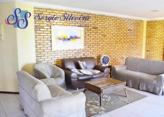 Casa para venda no Porto das Dunas com 5 suítes, piscina e deck com churrasqueira - Foto 6