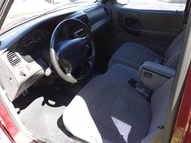Ranger XL Cab. Dupla 2.5 Gasolina Ano 2001 Completa !! - Foto 5