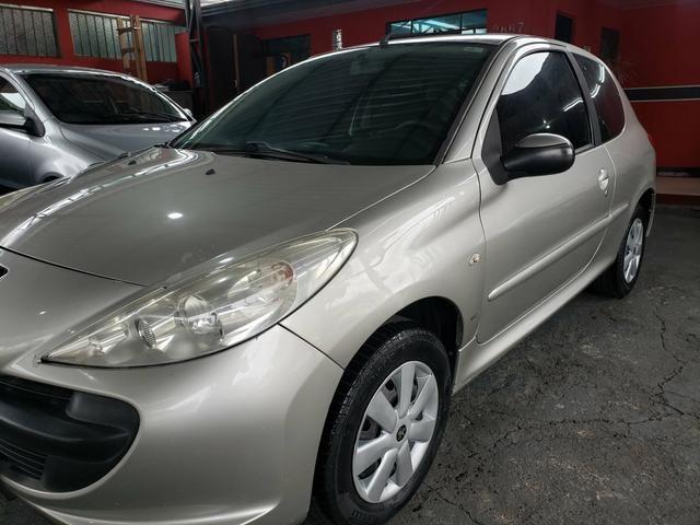 Peugeot 207 xr 1.4 flex completo - Foto 7