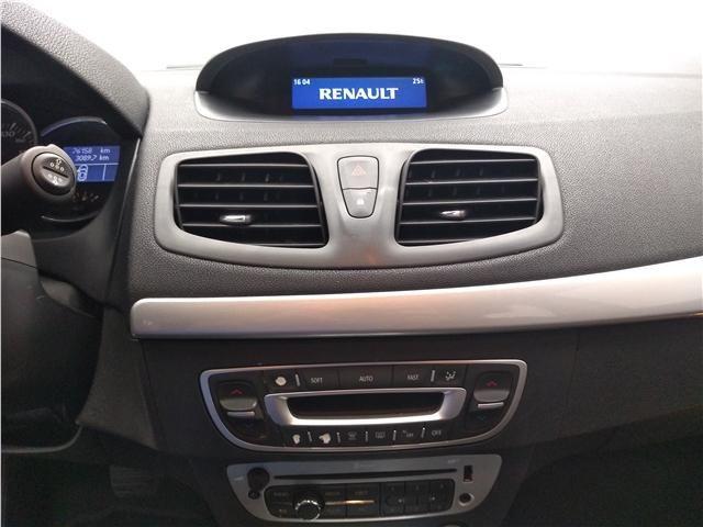 Renault Fluence 2.0 dynamique 16v flex 4p automático - Foto 15