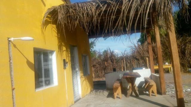 Chale de temporada a Beira Mar na Praia da Tabuba ( Em Santa Luzia ) - Foto 3