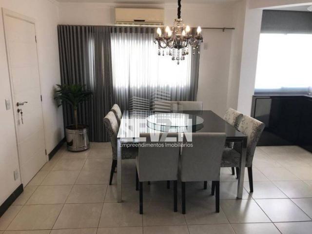 Apartamento à venda com 3 dormitórios em Vila mesquita, Bauru cod:5475 - Foto 2