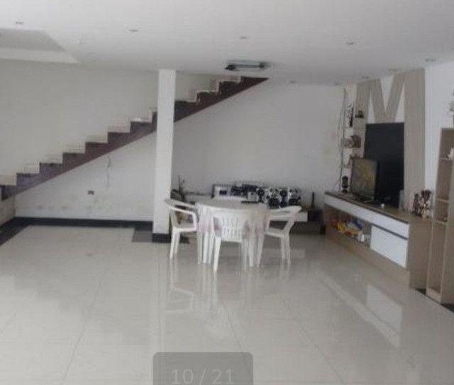 Casa com 4 quartos, garagem p/ 5 carros, piscina em Jardim Fragoso - Foto 3