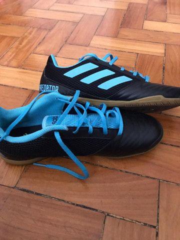 Tênis Futsal - Adidas Predator - Foto 2