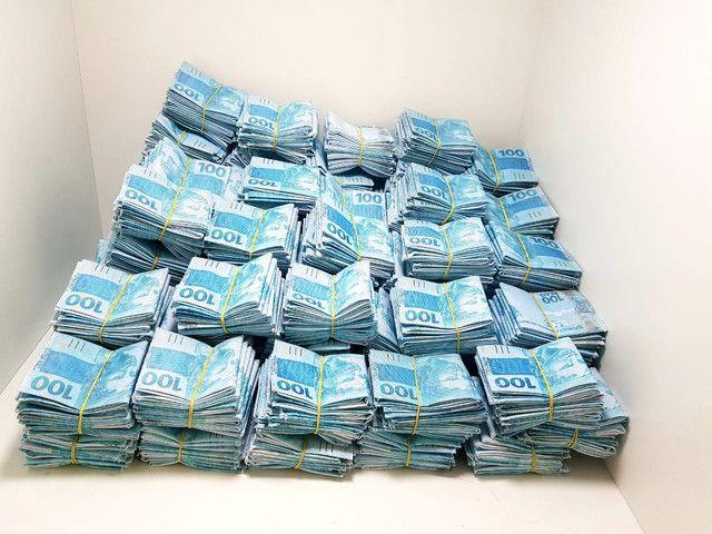 Carteiras cédula de dinheiro valor r$7,99 - Foto 3