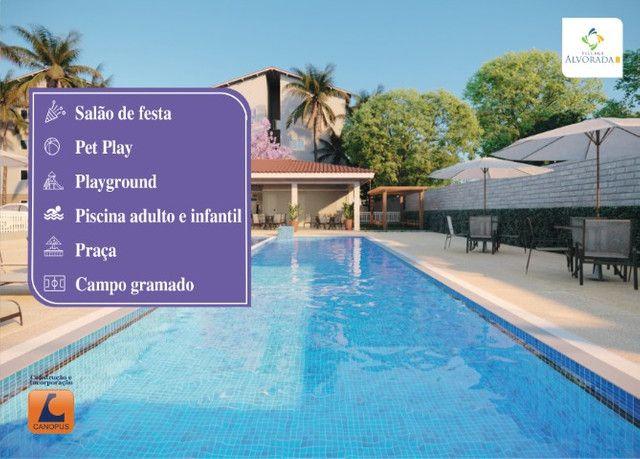 Condominio village da alvorada, com 2 quartos - Foto 2
