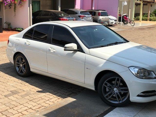 Mercedes-Benz C180 1.8 turbo 2012- Raridade!