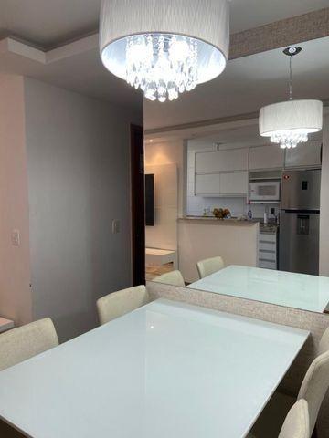 Apartamento 2 quartos sendo 1 suite opção mobiliado - Portal de Itaipu - Foto 3