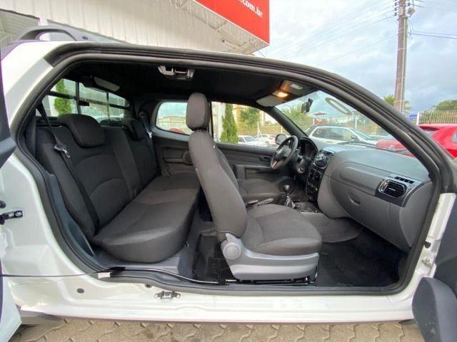 Fiat Strada 1.4 Freedom CD Três Portas (Flex) Completa Zero Km 2020 - Foto 11
