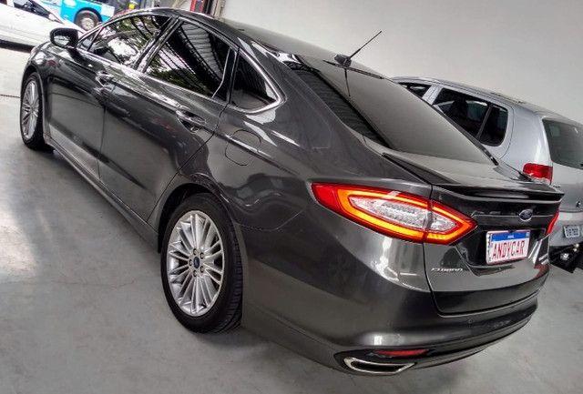 Ford Fusion Titaniun AWD 2.0 gasolina 2016 - Foto 4