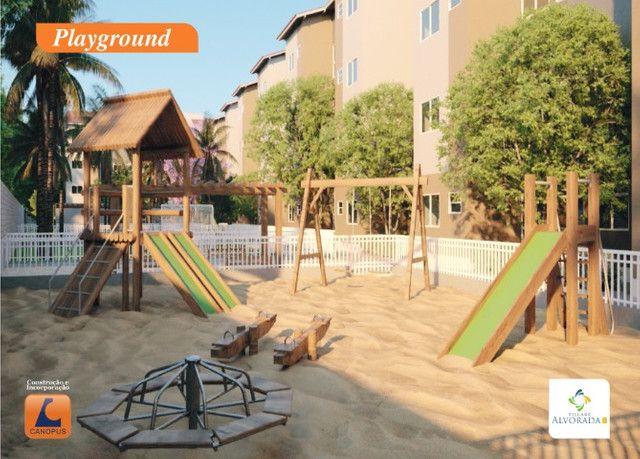 Condominio village da alvorada, com 2 quartos - Foto 4