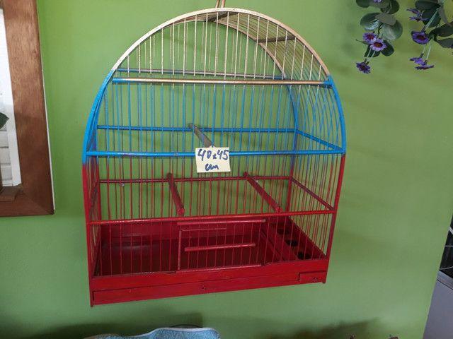 Gaiolas para passarinho - Foto 2