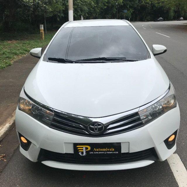 Corolla XEI 2.0 2016 GNV - Foto 2