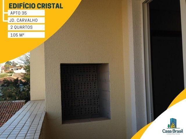 Apartamento com 2 quartos e 2 vagas para alugar em Ponta Grossa - Jardim Carvalho - Foto 9