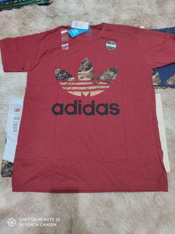 Camiseta masculina várias estampas - Foto 6