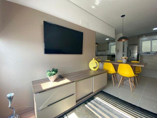 Apartamento novo, 1 Dorm./1 Garagem, Móveis Planejados - Foto 3