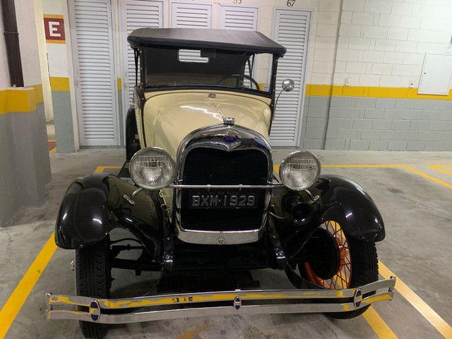Ford 1929 todo original - Foto 2
