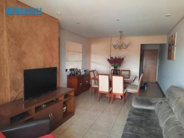 Apartamento com 3 dormitórios à venda, 112 m² por R$ 700.000,00 - Centro - Piracicaba/SP