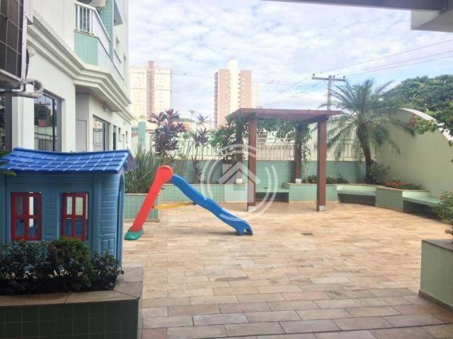 Apartamento com 3 dormitórios à venda, 88 m² por R$ 380.000,00 - Alto - Piracicaba/SP - Foto 9