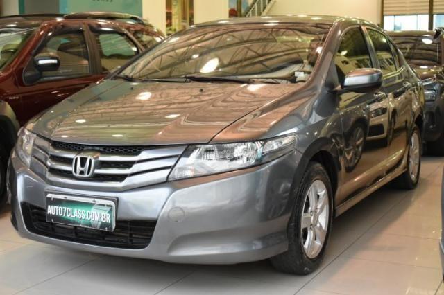 Honda city 2012 1.5 dx 16v flex 4p manual