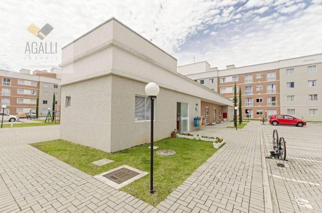 Apartamento com 2 dormitórios para alugar por R$ 1.300,00/mês - Hauer - Curitiba/PR - Foto 14