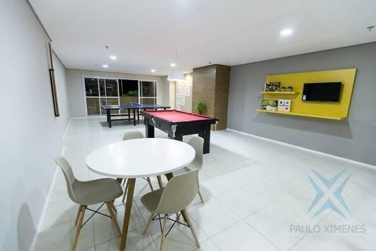 Apartamento à venda, 67 m² por R$ 365.000,00 - Jóquei Clube - Fortaleza/CE - Foto 15