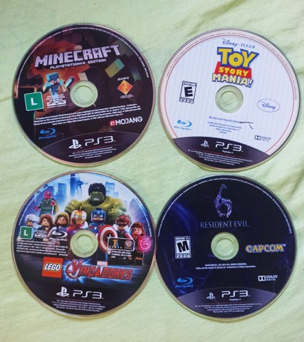 Jogos PS3 - Foto 5