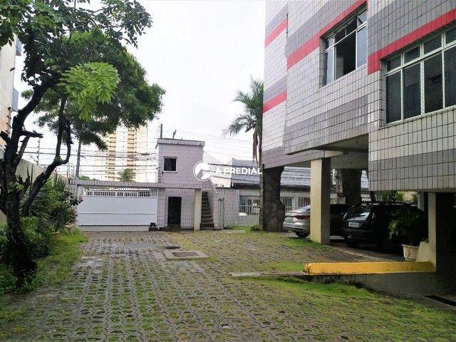Apartamento para aluguel, 3 quartos, 1 suíte, 1 vaga, Benfica - Fortaleza/CE - Foto 2