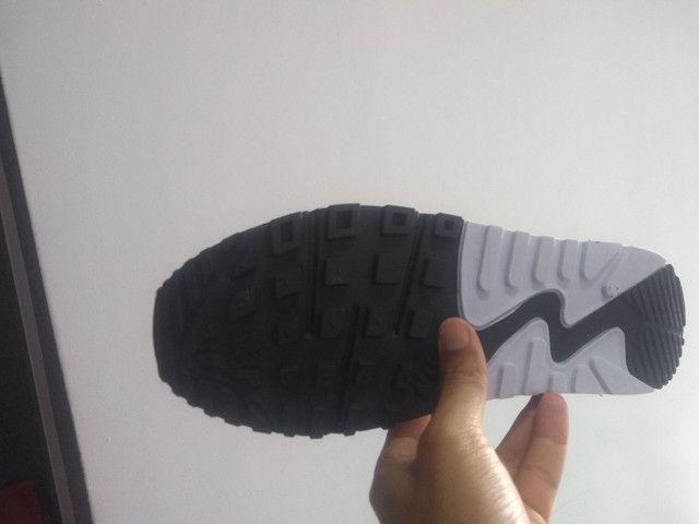 Tênis Nike Caminhada Academia Corrida Dia Dia Tamanho 42 - Foto 4