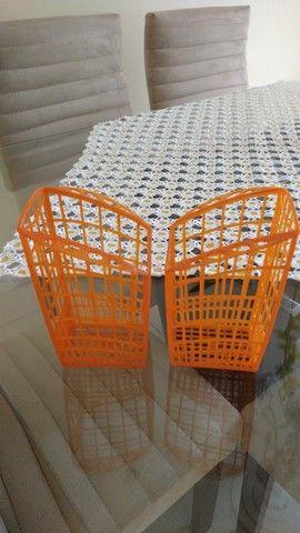 Lava, enxágua e seca louças -Brastemp, usada 1 vez, por R$ 750,00.  - Foto 6