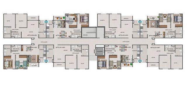 Casas em condomínio de alto Padrão - Foto 4