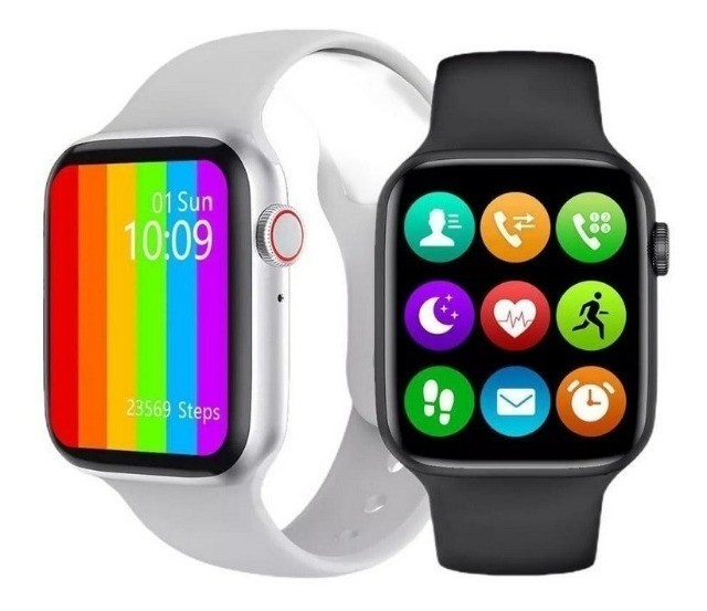 Relógio Iwo12 Smartwatch Ios Android  44mm - Série 5 - Foto 5