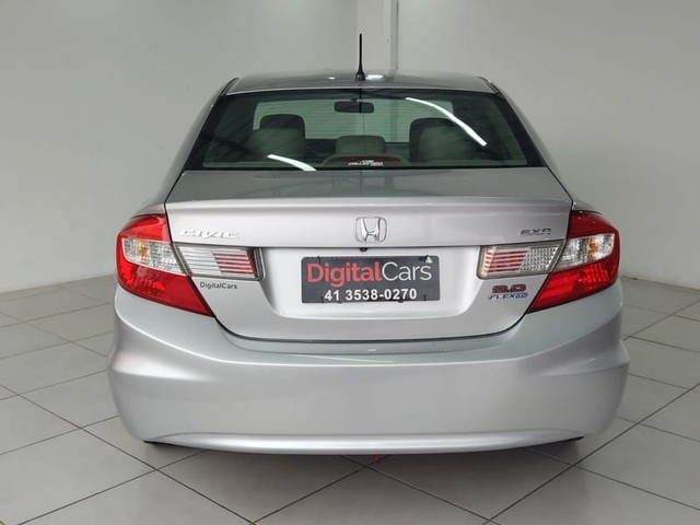 Honda CIVIC EXR 2.0 16V FLEX AUT. - Foto 5