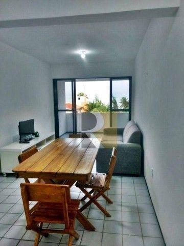 Apartamento Mobiliado com 1 dormitório para alugar, 58 m² - Manaíra - João Pessoa/PB - Foto 6