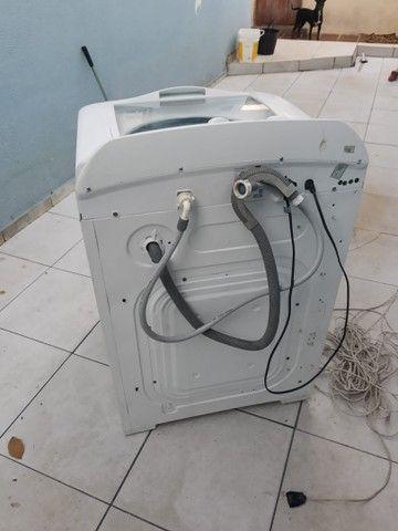 Máquina de lavar 12 kilos Electrolux  - Foto 6