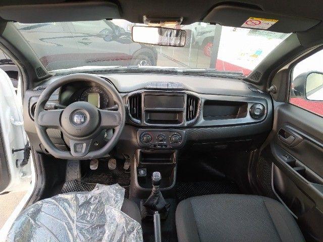 Fiat Strada Cabine Dupla Endurance 2021 - Super Oportunidade - Foto 8