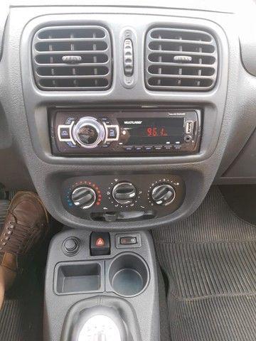 Renault Clio Expression Completo 1.0 4p 2014 Branco Novo Demais Excelente Carro - Foto 19